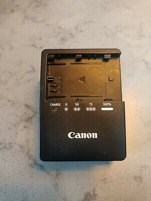 Canon LC-E6 Battery Charger. For Canon LP-E6 Battery, As Used In Canon 5D Models • 2£