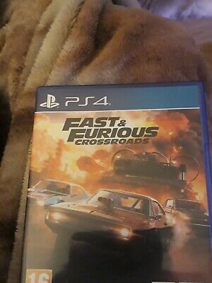 Fast And Furious Ps4  • 22.50£