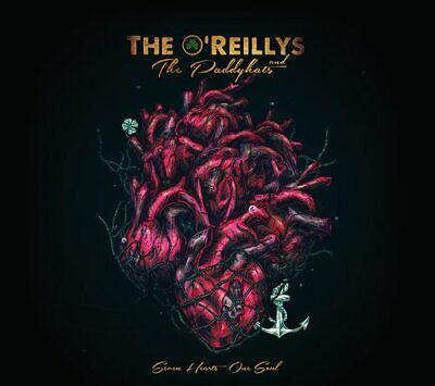 £12.87 • Buy OReillys And The Paddyhats - Seven Hearts - One Soul [CD]