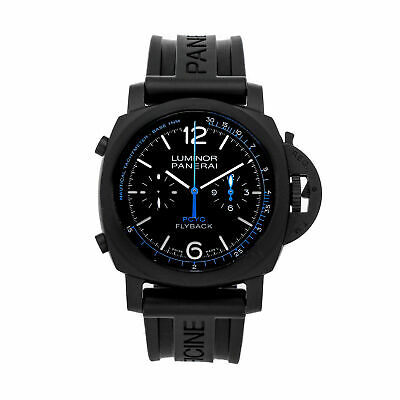AU17483.02 • Buy Panerai Luminor Yachts Challenge Flyback Chrono Auto Ceramic Mens Watch PAM 788