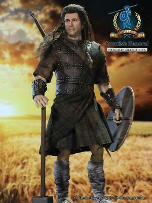 £178.99 • Buy   1/6 Scottish General William Wallace Pangaea Toy PG05-01 Toy Collectible Toy