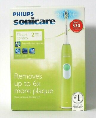 AU69.22 • Buy 1 Phillips Sonicare Removes 6X More Plaque Control 2 Series Sonic Toothbrush
