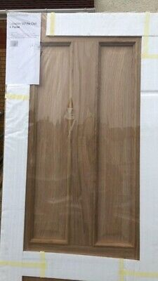 New Un-used London White Oak/Wood/Wooden 4 Panel Interior Door • 80£