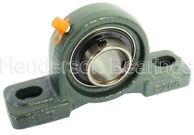UCP Metric 2 Bolt Pillow Block Bearing Unit 12mm To 100mm - Please Choose • 6.61£