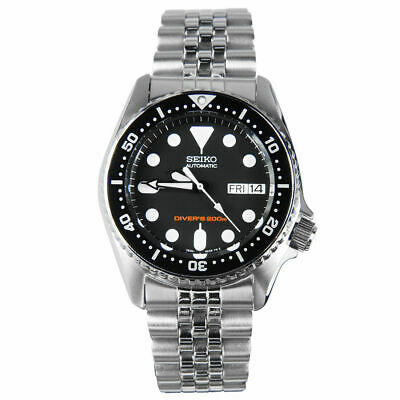 $ CDN406.41 • Buy Seiko SKX013 Automatic Black Dial Stainless Steel 200m Divers Watch SKX013K2