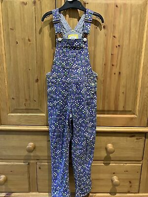 Girls Boden Dungarees Age 5-6 • 3.40£