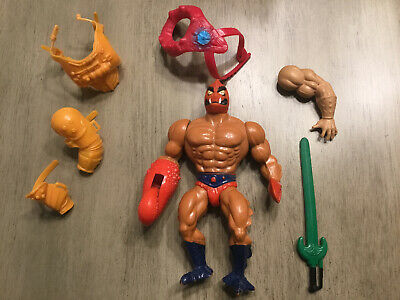 $39.99 • Buy VINTAGE 80s MOTU MASTERS OF THE UNIVERSE HE-MAN MIXED WEAPONS & ACCESSORIES LOT