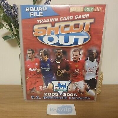£1.79 • Buy Shoot Out 2005/2006 Football Cards Teams N To W - Variants - Choose Your Card