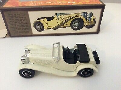 AU16 • Buy Matchbox Model Of Yesteryeary1 Jaguar Ss 100