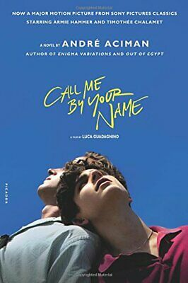AU42.83 • Buy Call Me By Your Name (International Edition) By Aciman, Andre 1250169445 The
