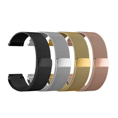 AU20.39 • Buy For Fitbit Blaze Watch Band Replacement Milanese Stainless Steel Strap Wrist