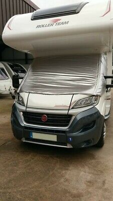 'TaylorMade' Long External Thermal Motor Home Windscreen Cover For Peugeot Boxer • 75£