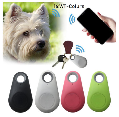 Smart Bluetooth Finder Tracer Pet Child Gps Locator Tag Alarm Wallet Key Tracker • 3.39£