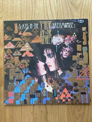 Siouxsie And The Banshees -A Kiss In The Dreamhouse 1982 UK Vinyl POLD5064 • 35.99£