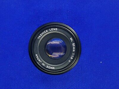 Yashica ML 50mm F/1.9 C Lens For Contax/yashica C/Y - Fungus • 17.99£