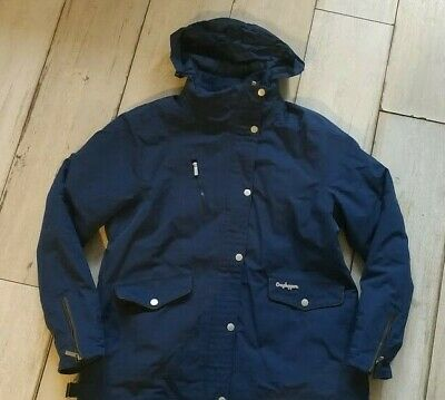 Craghoppers 250 Insulated Jacket Navy Womens **RRP:£165.99** UK 14 / 16 • 49£