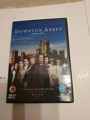 Downton Abbey - Series 1 - Complete (DVD, 2010, 3-Disc Set) • 0.99£