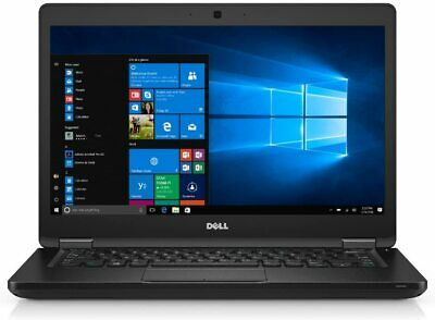 AU399.99 • Buy Dell E5480 ULTRABOOK Laptop Notebook I5 6440HQ 2.6G 8Gb 256GB 14  FHD IPS WIn10