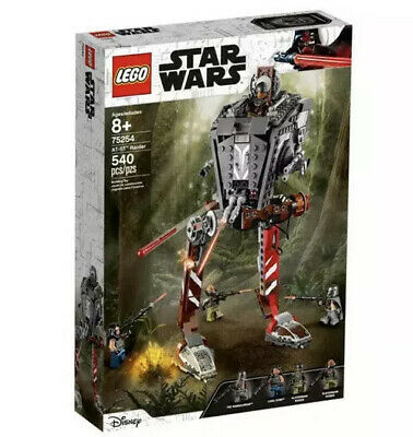 AU99.99 • Buy LEGO 75254 Star Wars AT-ST Raider Mandalorian Brand New Sealed