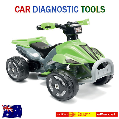 AU119.69 • Buy Ride On Quad Bike With Rechargeable Battery Of 6V Quad Bike.