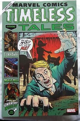 Marvel Comics Timeless Tales - Softcover • 0.99£