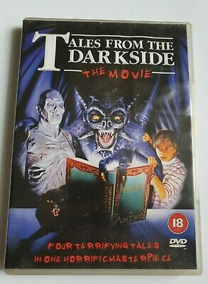 Tales From The Darkside The Movie Pal Region 2 Dvd 2002 • 2.99£