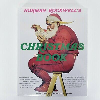 $ CDN34.12 • Buy Norman Rockwell's Christmas Book By Molly Rockwell NEW STILL SEALED