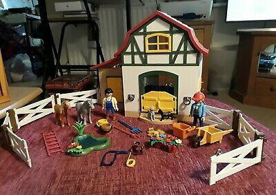 Playmobil Country - Pony Farm / Stable / Horse Set @@ See Description @@ • 19.99£