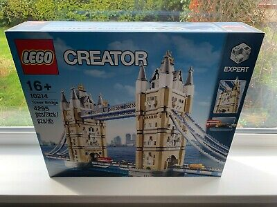 LEGO Creator Tower Bridge (10214) (Retired Product) (New) • 310£