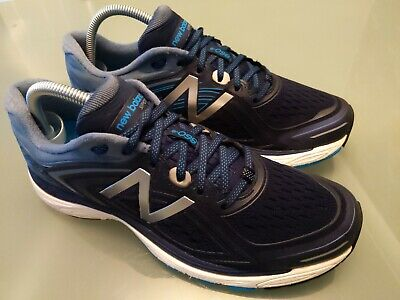NEW BALANCE NB Support 860 V8 Men's Women's Blue Running Shoes Trainers Size UK8 • 34.99£