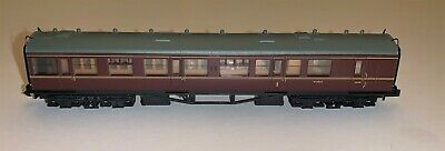 Dapol (NC029a) N Gauge Collett Composite Brake Carriage 'W6562' In BR Maroon • 12.50£