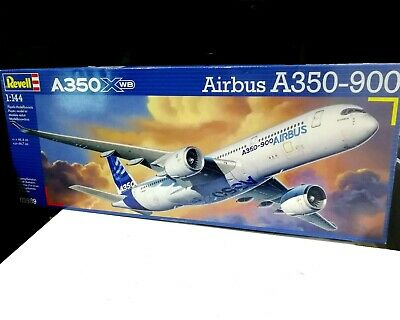 Revell 03989 1/144 Scale Airbus A350-900 XWB Model Aircraft Air Kit Flugzeug • 48£