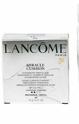 Lancome Miracle Cushion Fluid Foundation Compact Refill 14g 035 BEIGE DORE • 16.90£