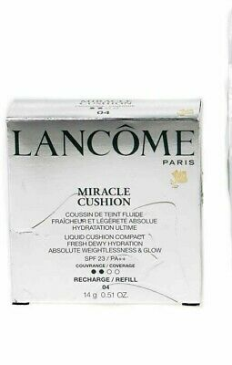 Lancome Miracle Cushion Fluid Foundation Compact Refill 14g 420 BISQUE N • 16.90£