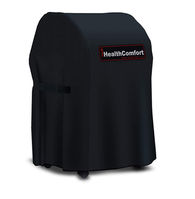 $ CDN25.05 • Buy Sojoy BBQ Grill Cover For Weber Two Burner Model Waterproof Heavy Duty Material