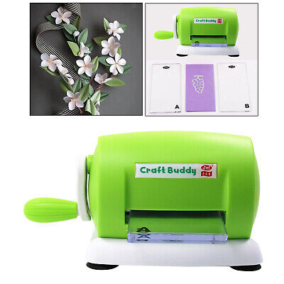 Manual Die Cutting Embossing Machine For Arts & Crafts, Scrapbooking Card Making • 36.70£