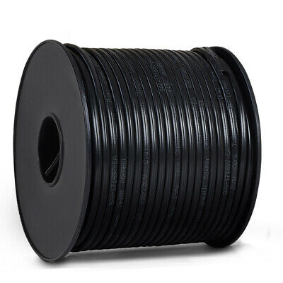 AU16.99 • Buy Twin Core Wire 6mm / 5mm / 4mm / 3mm / 2mm, 6B&S 8B&S. 10m & 30m Lengths