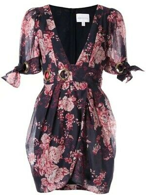 AU140 • Buy Beautiful Floral Alice McCall Dress - Size 8 - Perfect For Summer!