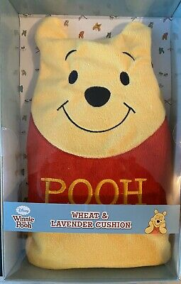 Winnie The Pooh Wheat & Lavender Cushion Microwave Heat Cool Bag 4 Pain Relief • 9.99£