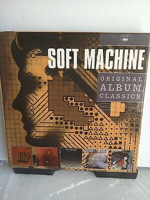 Soft Machine - [Volume One] (2010) • 10.99£