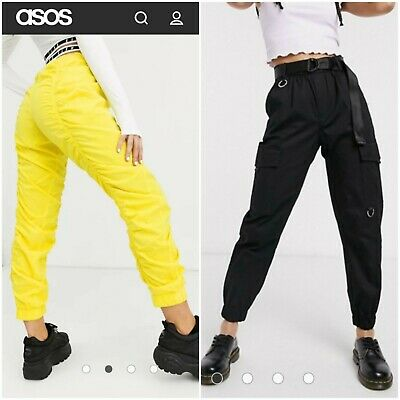 AU27 • Buy Asos BNWT Pants Collusion, Bershka 10,M