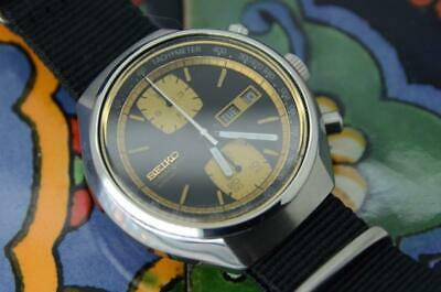 $ CDN792.80 • Buy Vintage Seiko John Player Chronograph Watch 6138-8030