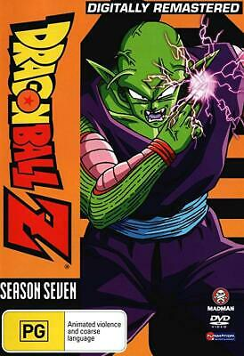 AU91 • Buy Dragon Ball Z Remastered Uncut Season 7 (eps 195-219) (fatpack)