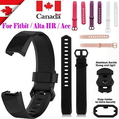 $ CDN5.90 • Buy For Fitbit Alta HR Ace - Replacement Silicone Wristband Band Strap Small Large
