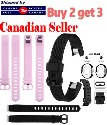 $ CDN6.99 • Buy For Fitbit Alta HR Ace Band Replacement Silicone Strap Wristband Small Large
