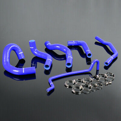 $48.62 • Buy Blue Silicone Coolant Radiator Hose For 05-06 Mustang GT V8 / 05-10 GT500 Blue