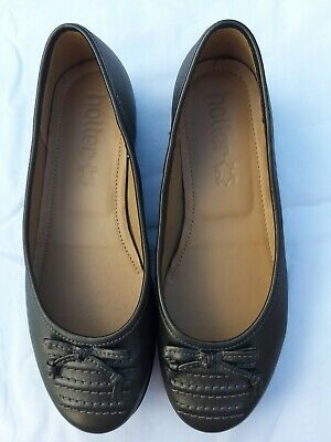 Hotter Emmy Dark Pewter Shoes Size 5 • 22£