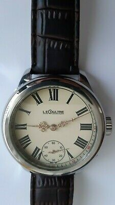 $ CDN199.99 • Buy Vintage Le Coultre Pocket Watch Marriage Watch