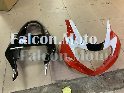 $290.70 • Buy Front Nose Cowl + Rear Tail Cowl Fairing Fit For Suzuki GSX-R 1000 2000-2002 AAA