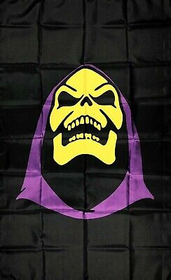 $15.97 • Buy He-Man And The Masters Of The Universe Skeletor 3x5 Ft Flag Banner Man-Cave New